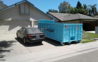 Utilizing a Dumpster Rental For Spring Cleaning